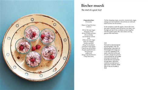 Tibits Bircher Muesli recipe