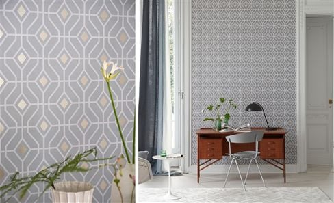 The Edit - Geometric Wallpaper