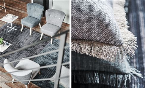 Mineral Weaves Fabrics