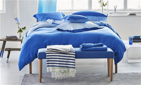 SALE BLUE, TURQUOISE, TEAL BED LINEN
