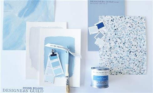 The Paint edit: Forties blue