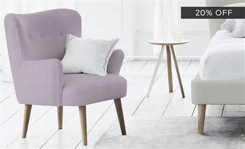 20% OFF CHAIRS
