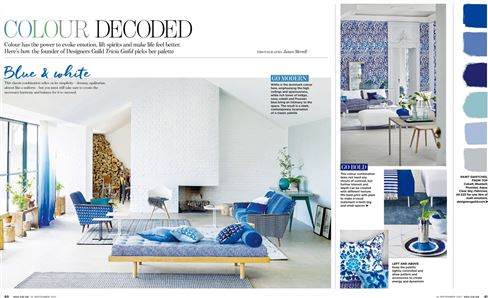 PAINT BOX feature in You magazine