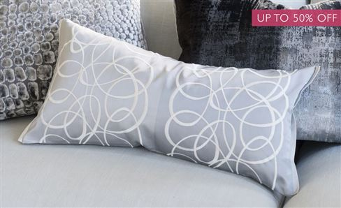 SALE WHITE COLLECTION DECORATIVE PILLOWS