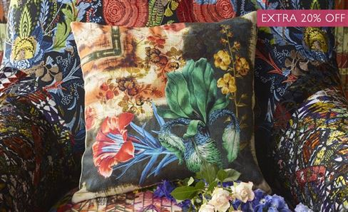 SALE CHRISTIAN LACROIX DECORATIVE PILLOWS