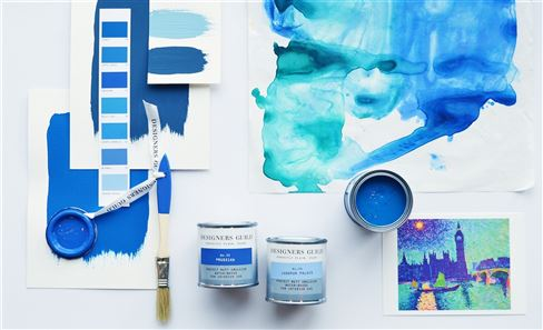 The Paint edit: The artist's palette