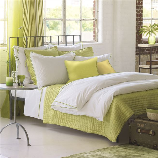 Astor Moss Bedding | Designers Guild