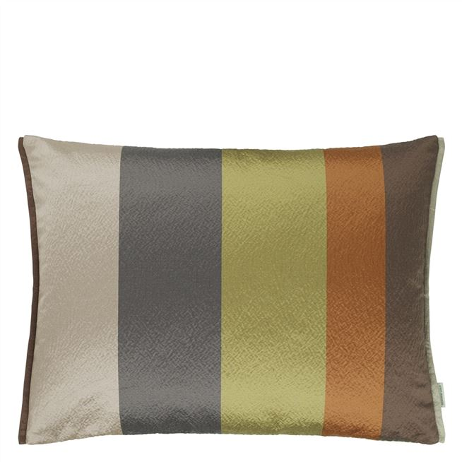 Saarika Olive Cushion
