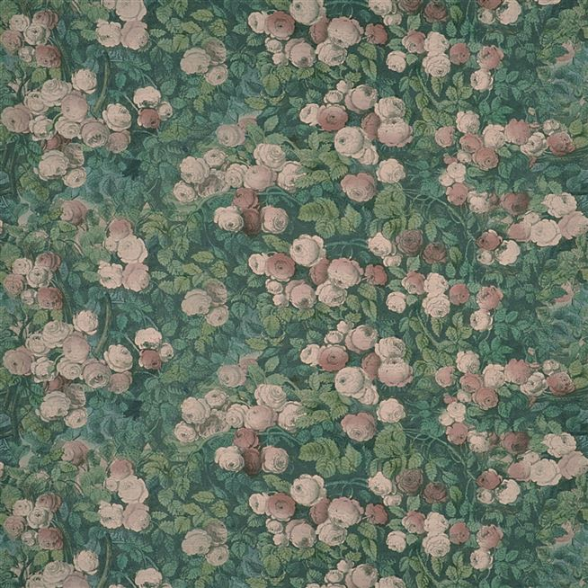 Rose Mosaic - Forest Cutting