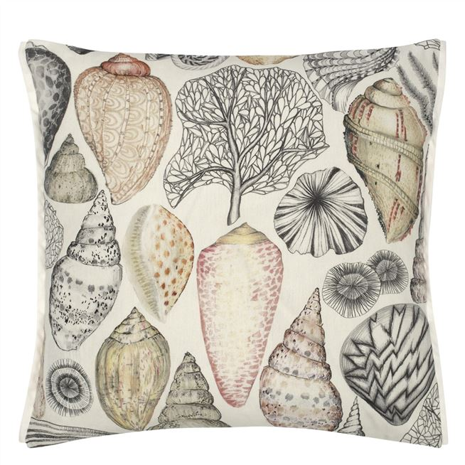 Shell Bay Outdoor Natural Cushion