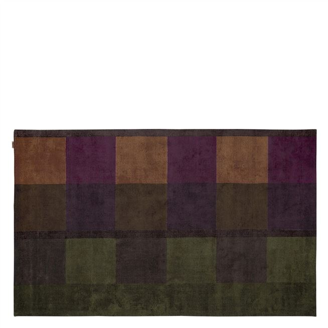 Sarang Chocolate Large Rug