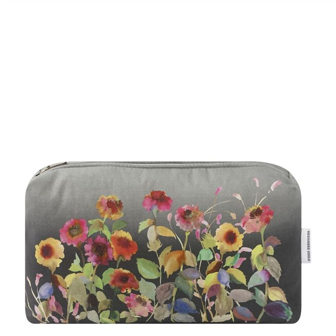 Indian Sunflower Graphite Medium Washbag