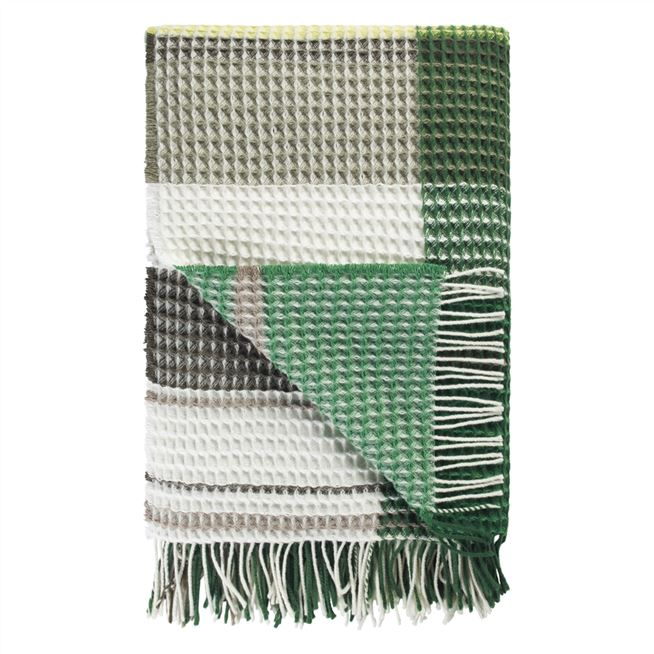 Florentin Emerald Throw