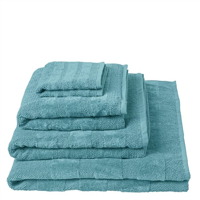 Coniston Turquoise Bath Sheet