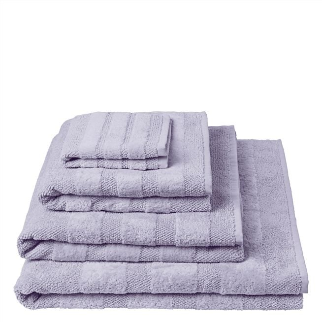 Coniston Lilac Face Cloth
