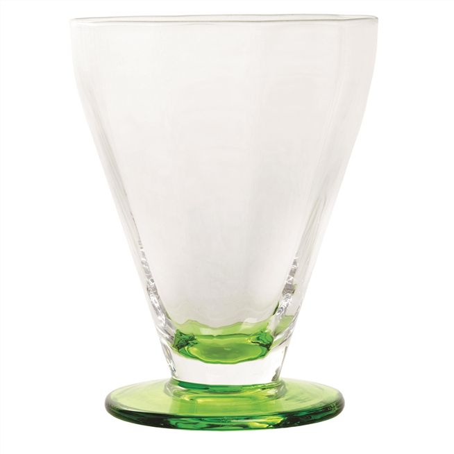Saraille Lime Small Glass