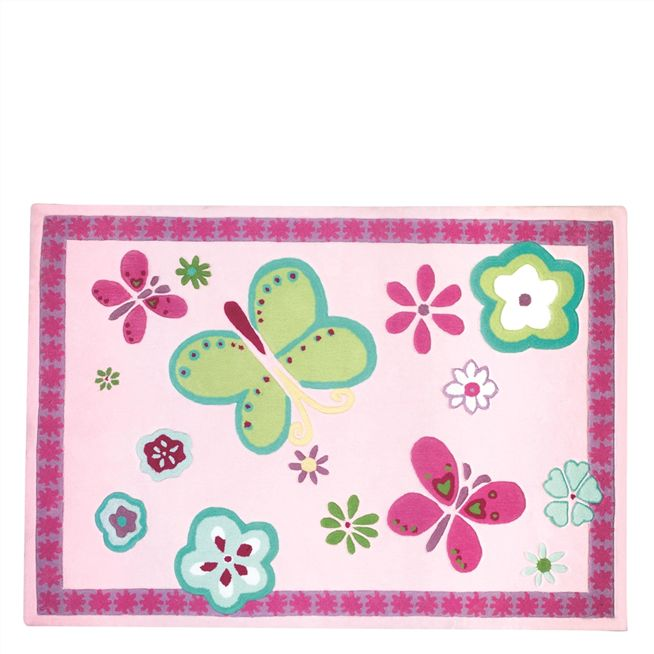 Elgin Flower Kids Rug