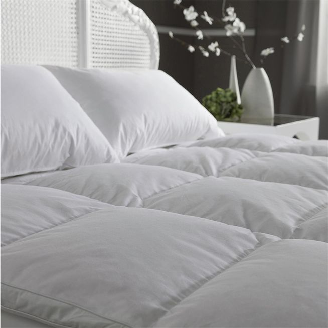 Duck Feather & Down Super King Mattress Topper