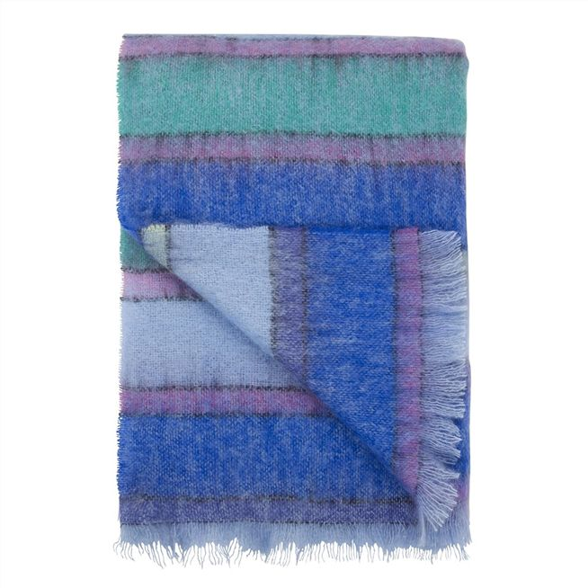 Gavanti Cobalt Throw