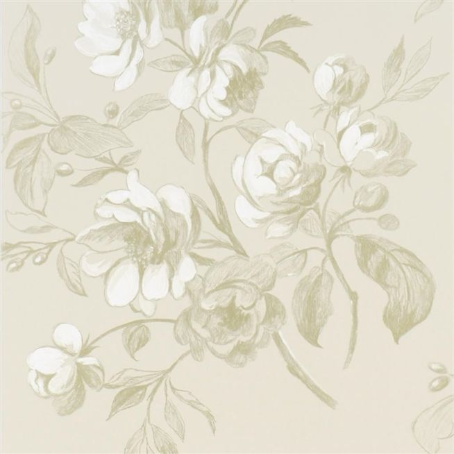 watelet ecru wallpaper Designers Guild