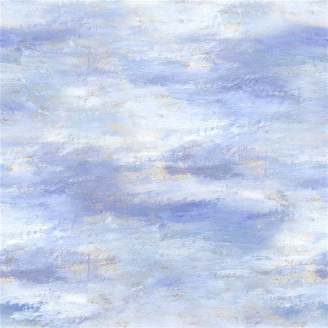 cielo - sky wallpaper  Designers Guild