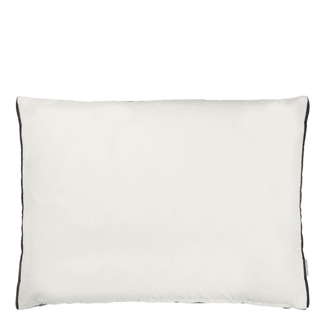 Cassia Chalk Cushion | Designers Guild
