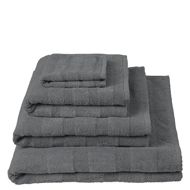 Coniston Charcoal Bath Sheet