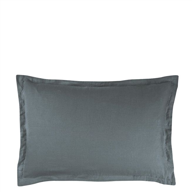 Biella Cool Grey / Mist Rectangular Breakfast Cushion