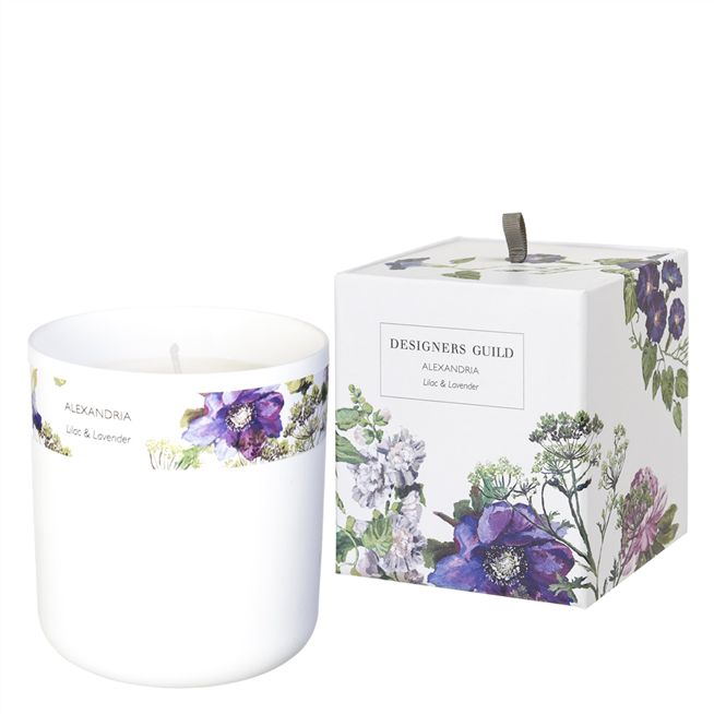 Alexandria Candle and Diffuser Set
