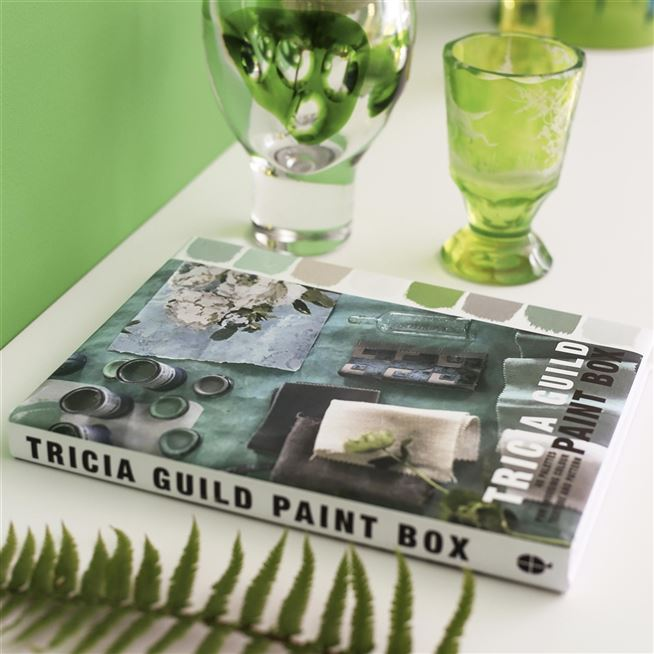 PAINT BOX (HARDBACK) ENGLISH