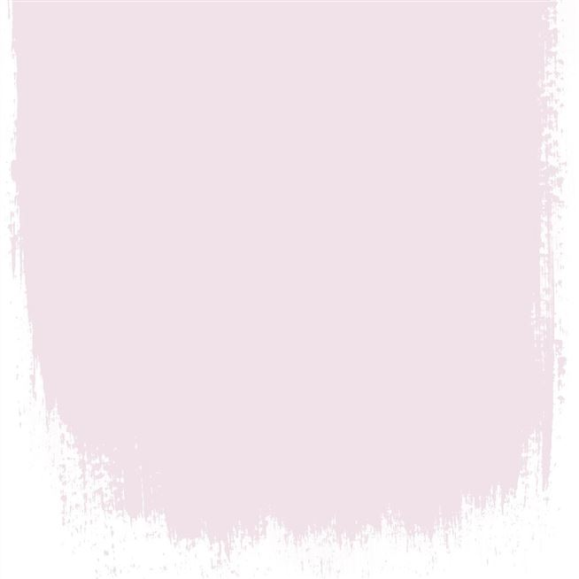 PALEST PINK - NO 133 - PERFECT EGGSHELL PAINT - 5 LITRE