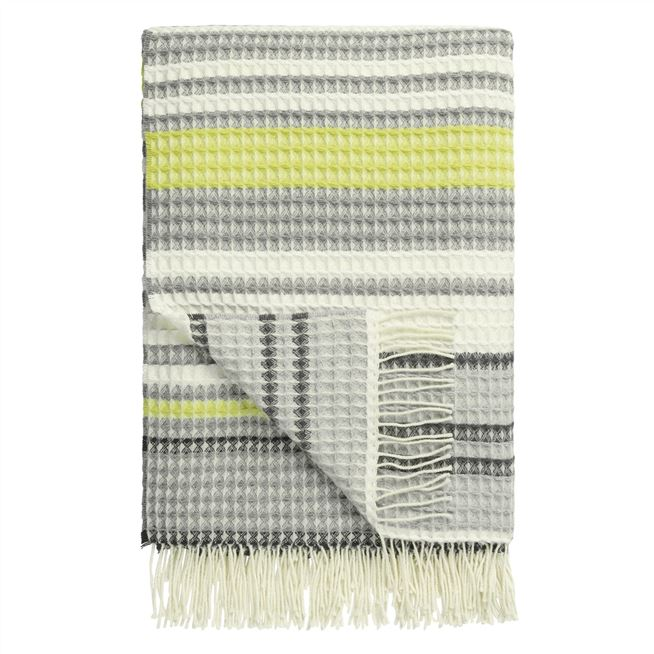 Vincennes Alchemilla Throw