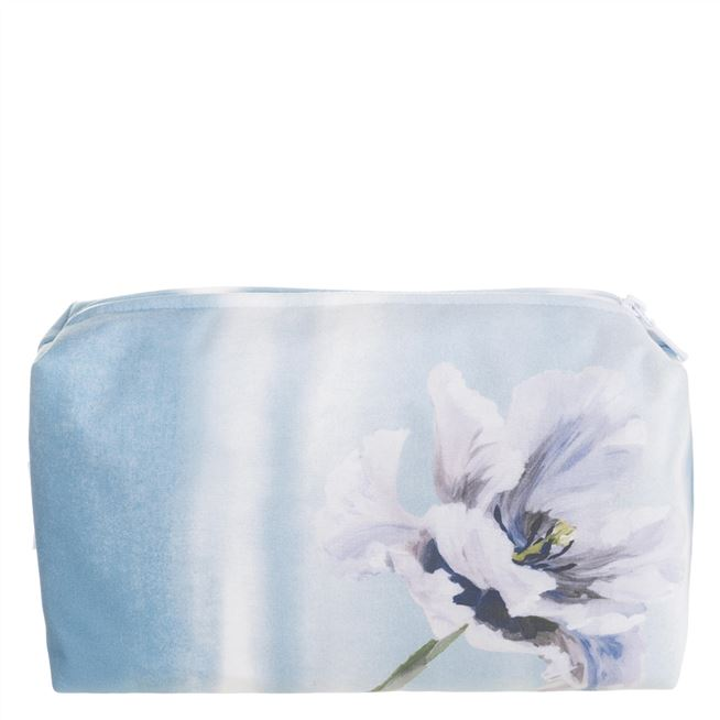 Delft Flower Sky Medium Washbag