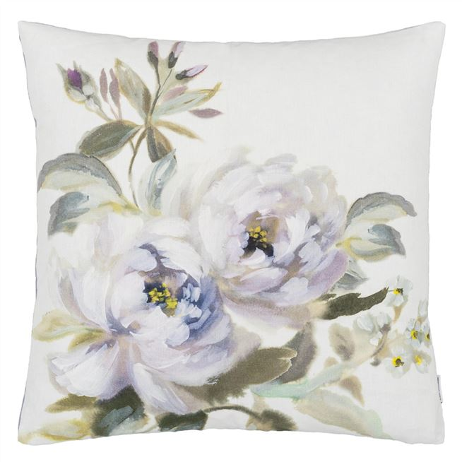 Victorine Viola Cushion