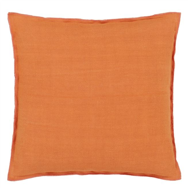 Brera Lino Cinnamon Cushion