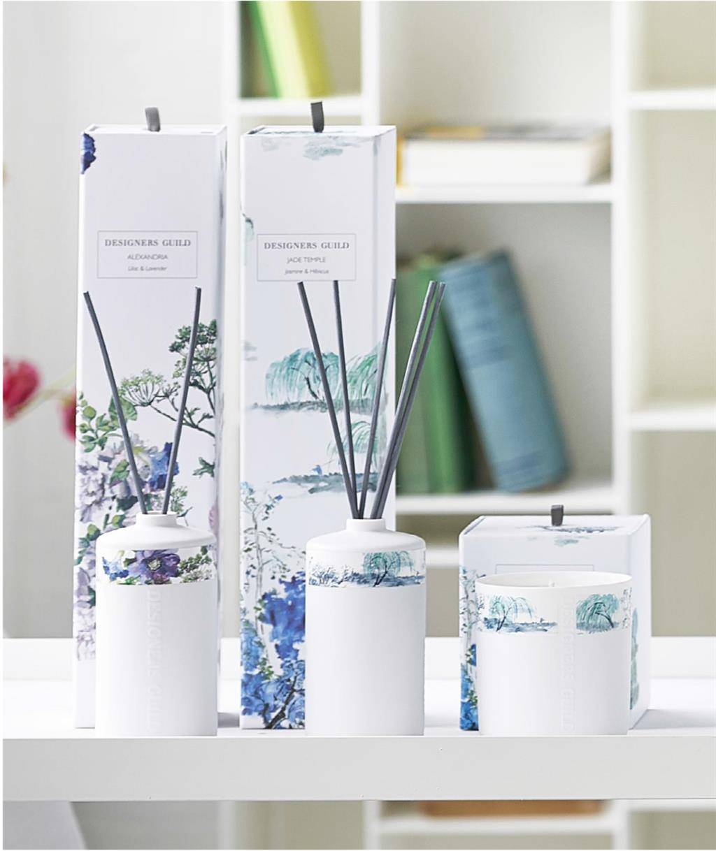 SHOP HOME FRAGRANCE >