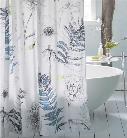 SHOP NEW SHOWER CURTAINS >