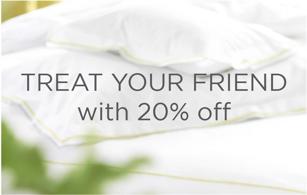 REFER A FRIEND >