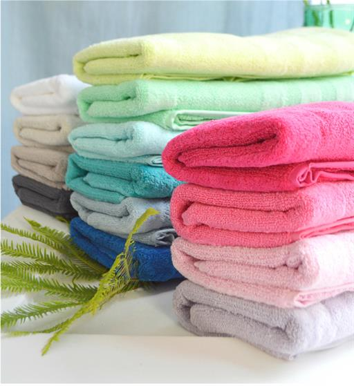 SHOP TOWELS >