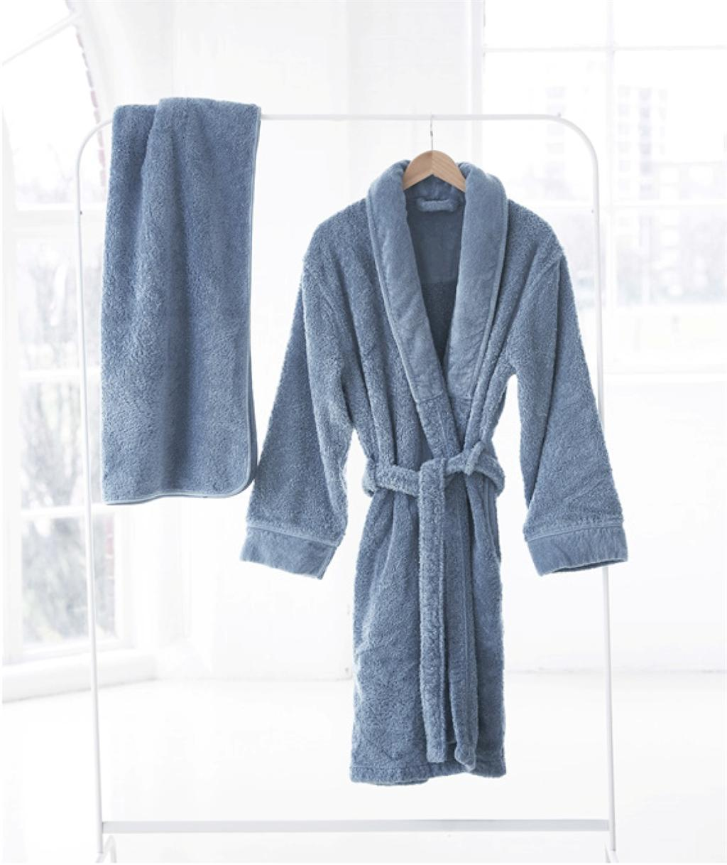 NEW TOWELS & ROBES