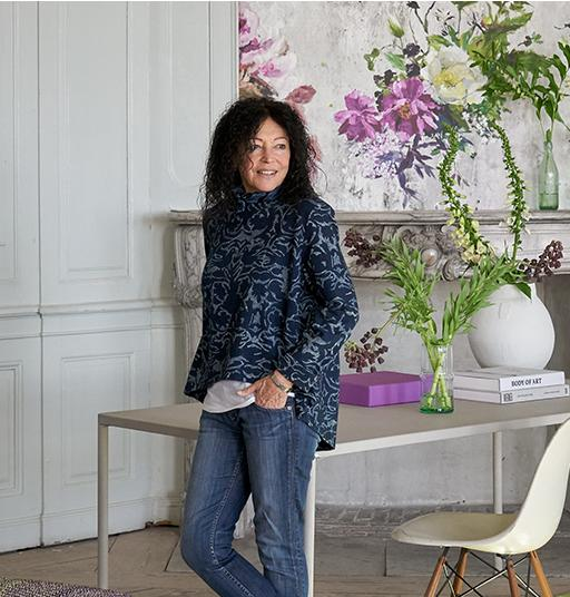 TRICIA GUILD TALKS NEW COLLECTION