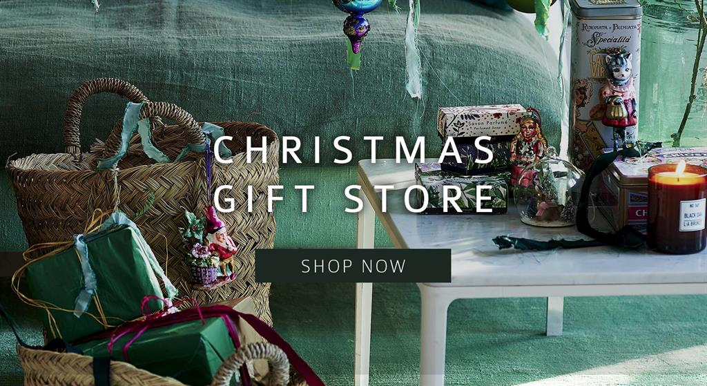 CHRISTMAS SHOP - UP TO 50% OFF >