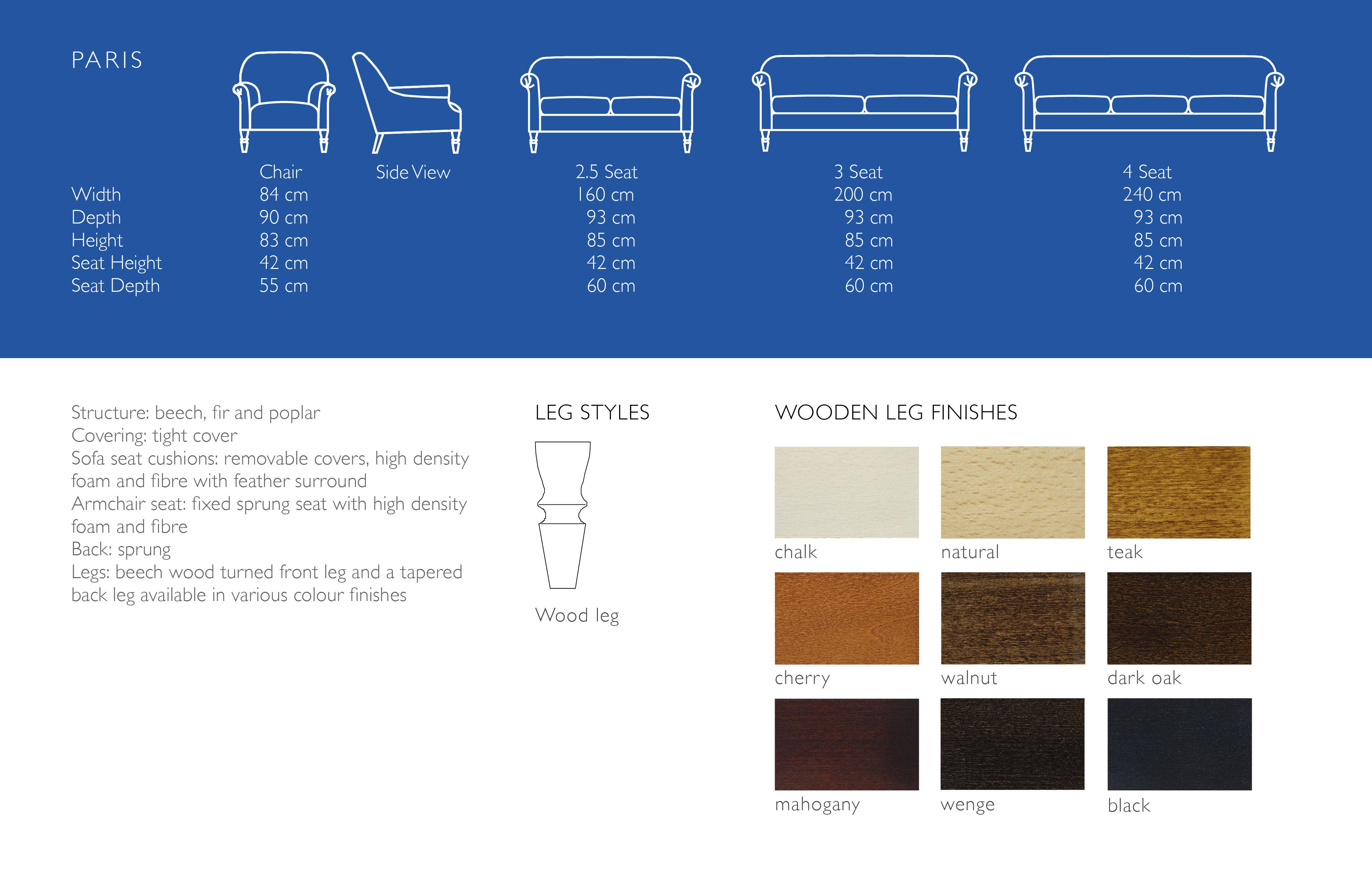 Paris Sofa | Designers Guild